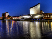Manchester, The Imperial War Museum North, Lancashire © David Dixon